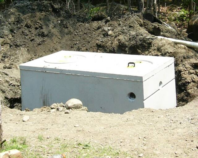 Septic System Elevation : Septic systems
